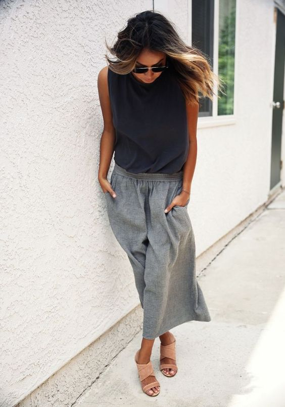 Summer Trend loose pants