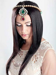 Crown Maang Tikka-