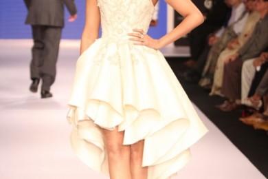 Sonam kapoor in Frill dress