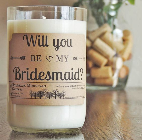 Bridesmaid Invite