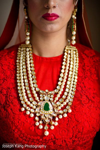 Traditional Necklaces For Brides Fashion In India Threads