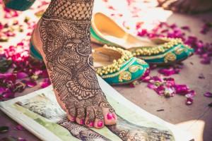 Bridal Jutties-