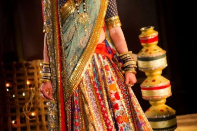 Double Dupatta Style For Brides