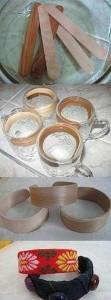 Ice Cream Sticks Bracelet