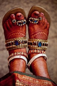 Indian Bridal Footwear