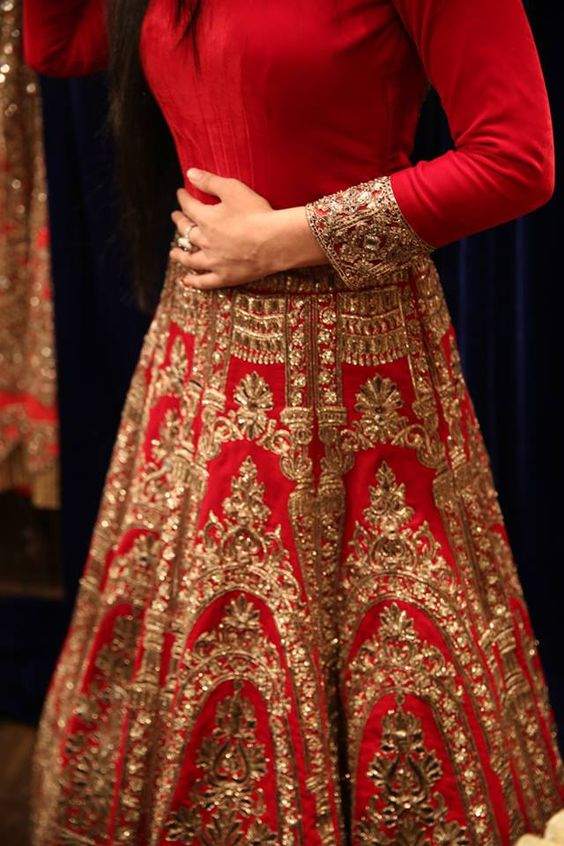 Lehnga Top
