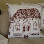 Madhubani Cushion Covers
