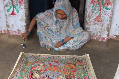 Story Of Mithila/Madhubani Paintings