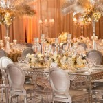 Glitter Inspiration For Wedding Decor