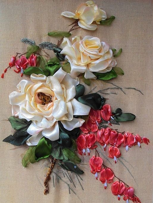 Hand Embroideries