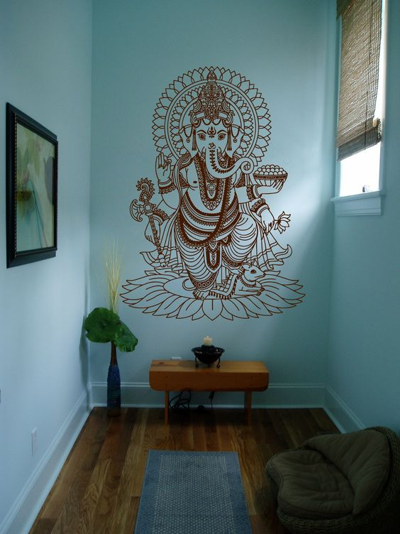 Indian Wall Art