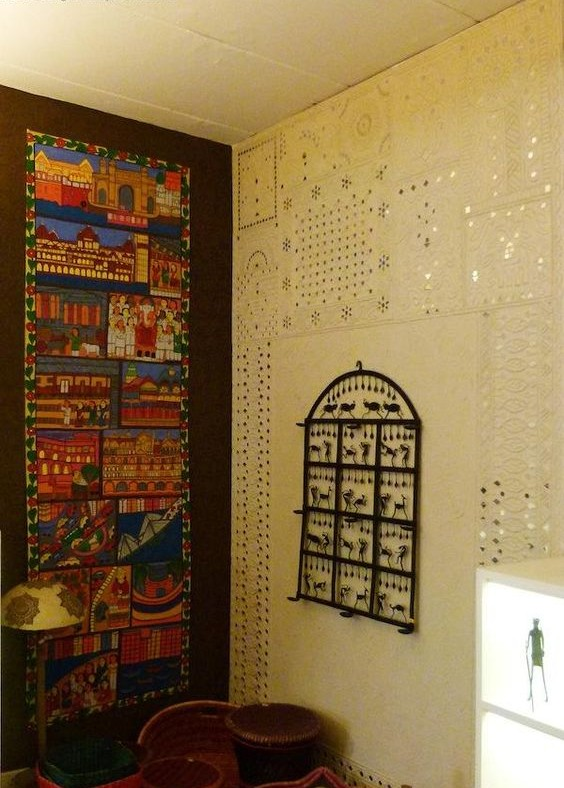 Inspiring Indian Wall Art For Modern Day Homes Threads
