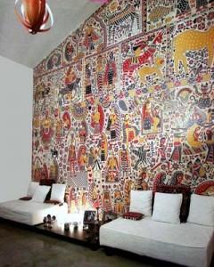 Indian Wall Art