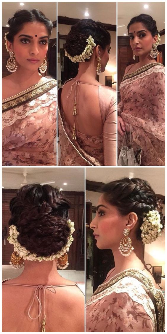 Taking Inspiration From Sonam Kapoor S Hairstyle Fashion In India