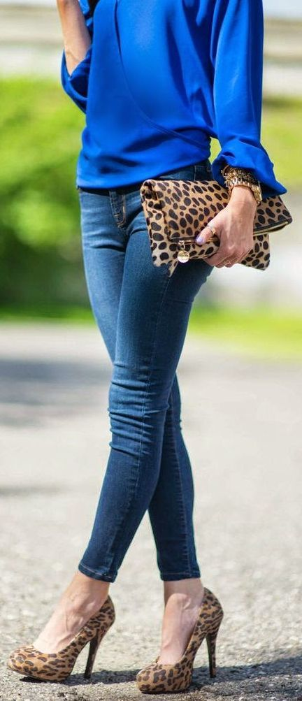 Styling with Animal Prints