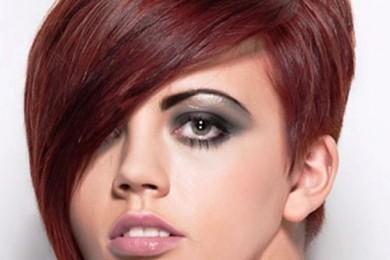 Asymmetric Pixie Hairstyle