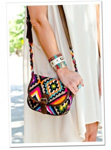Graphic print Bag