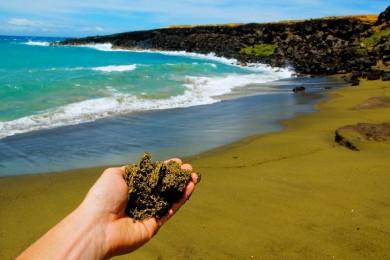 Green Sand Island