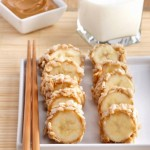Banana Sushi- A Healthy Snack Option