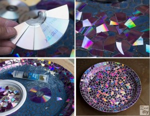 Recycling Old CD