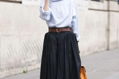 The Backward Shirt Style