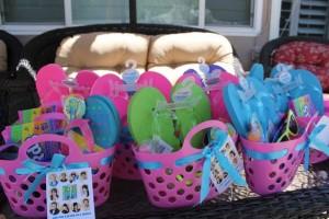 Birthday favor ideas for kids