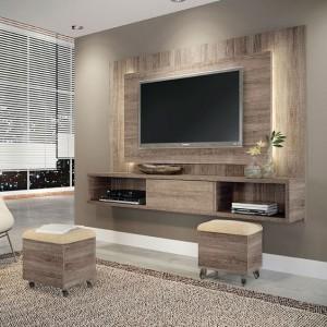 Decorating Television wall