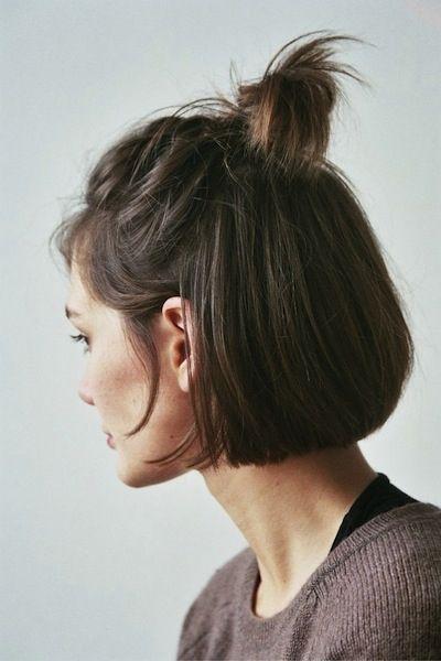 Styling Short hair