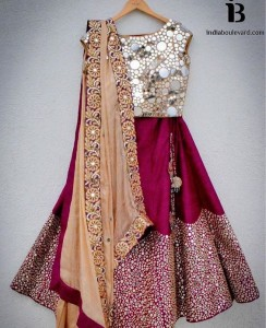 Dresses for dandiya