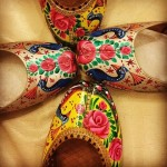 Go Creative With Handpainted shoes