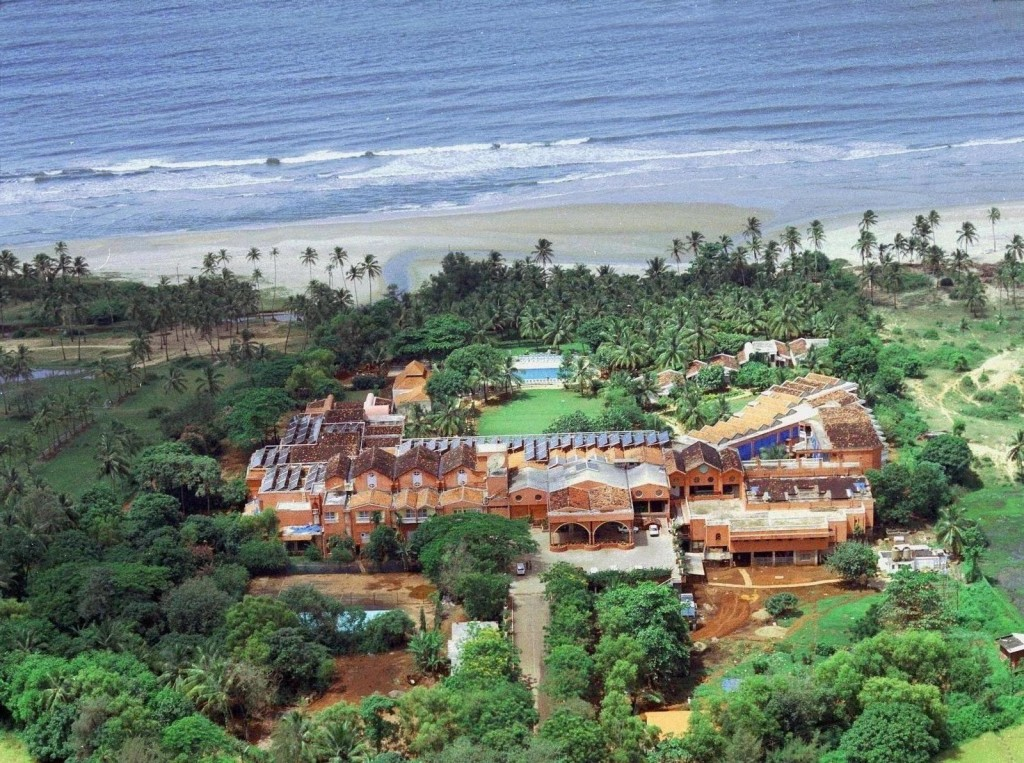 Majorda beach resort, goa