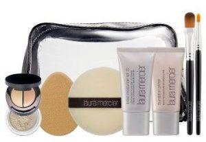 Makeup essentials for travel