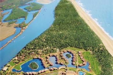Luxurios Beach Resorts In South Goa