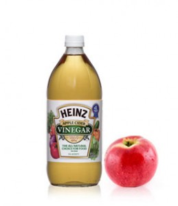 Apple Cider vinegar for open pores