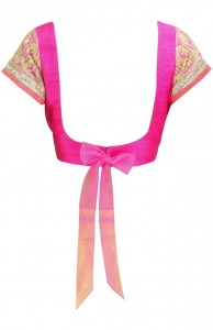 Back Bow style for blouse