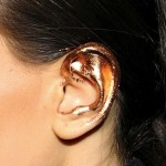 Ear Makeup - A New Trend