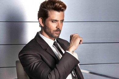 Hrithik Roshan Voted As The Third Most Handsome Man In The World