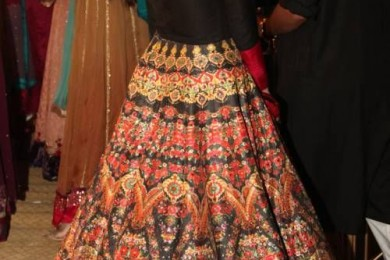 Reusing Wedding Lehnga