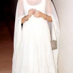Sonam Kapoor In white Anarkali