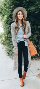 The Winter Boot Look