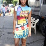 It's Quirky Fashion For Celebs