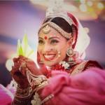 Kumkum Bindi Styles For Bengali Brides