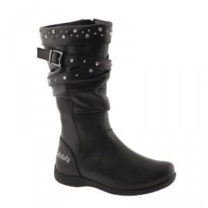 Calf length Boots