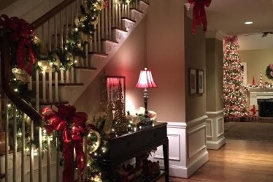 Christmas Decoration For A Beautiful Home