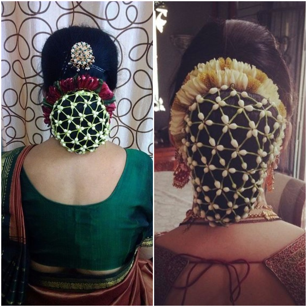 Wedding Hairstyle Gajra: Gajra Styles For Brides