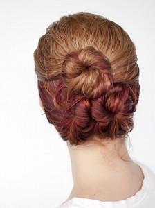 Wet hairstyles