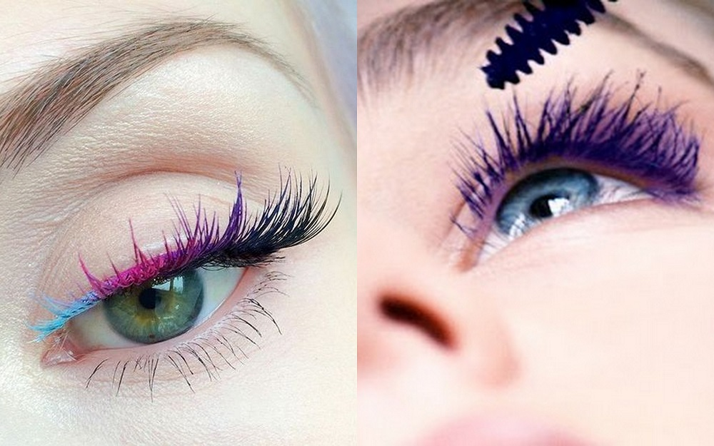 84fc82882a7 Create New Lash Looks: Switch It Up To Colored Mascara – Fashion in ...