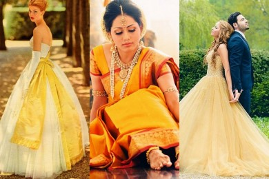 Bridal in Yellow