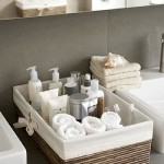 Storage Ideas For Bathing Rooms