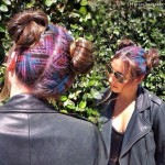 Styling Hair With Stencils
